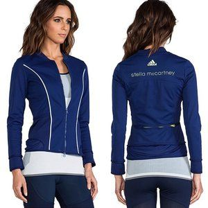 Adidas Stella McCartney Full Zip Workout Jacket L